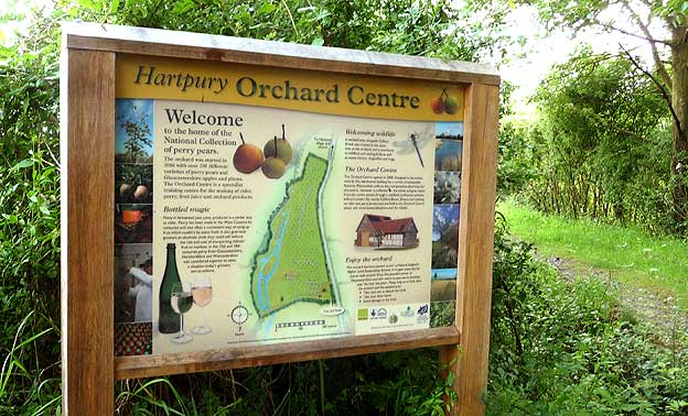 Orchard Centre Sign