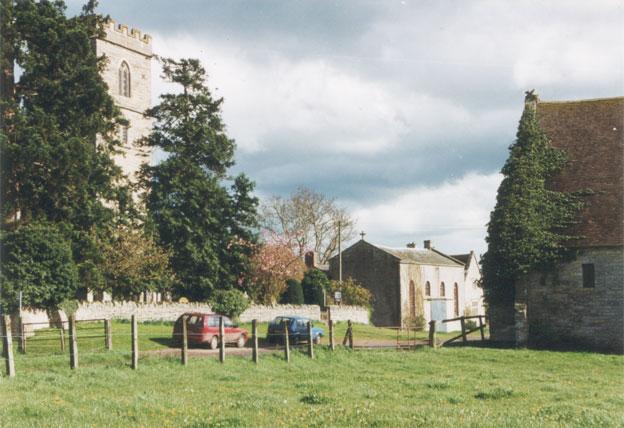 Church, Chapel and Tithe Barn