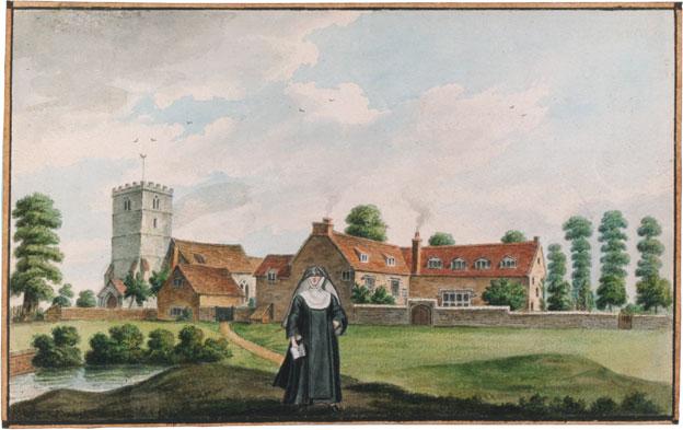 Hartpury Court 1