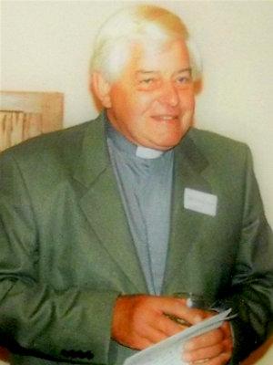 Rev. John Evans