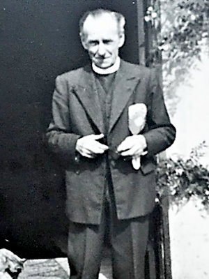 Rev. Cuthbert Field
