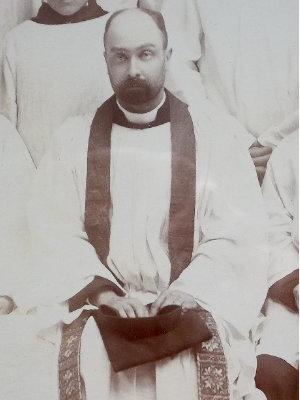 Rev. Robert Podmore Clark