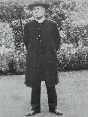 Rev. John Talbot Gardiner