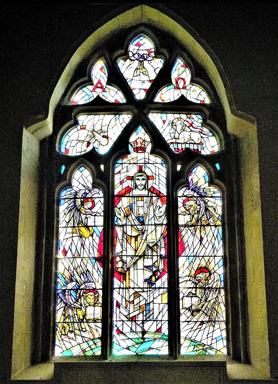 east window again